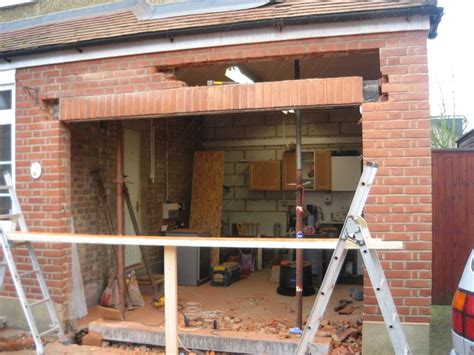 how to convert an integral garage into a room 1000 images about integral garage conversion on gardens entrance doors and studs