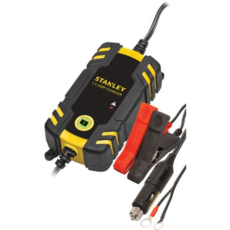 stanley airpressor and battery charger stanley 1 5 battery charger walmart