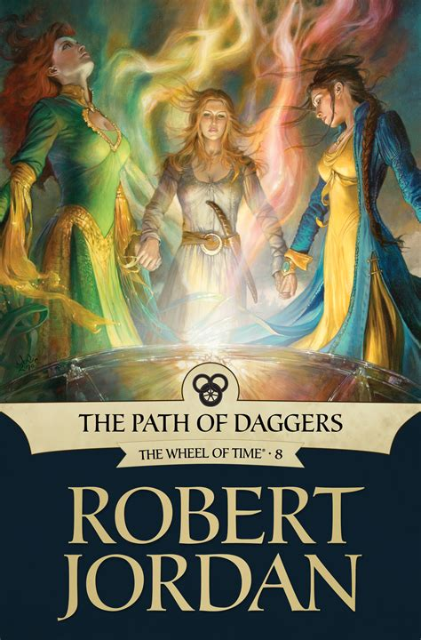 the path of the books the path of daggers a wheel of time wiki fandom