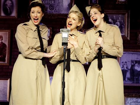 the swing sisters sisters of swing the story of the andrew sisters