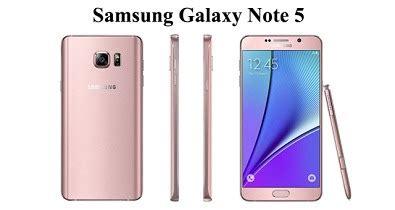 Handphone Samsung Note 5 harga samsung galaxy note 5 januari 2017 dan spesifikasi