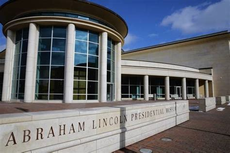 abraham lincoln presidential library and museum chicago