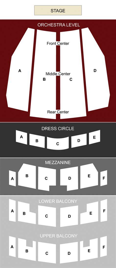 schnitzer concert seating chart arlene schnitzer concert portland or seating