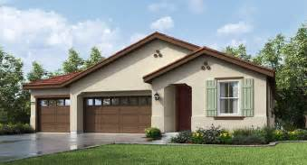 lennar model homes the rosewood plan at marisol new homes in roseville by