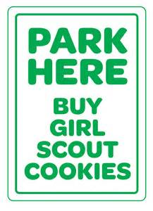scout cookie letter how to buy cookies how to sell cookies thank you cards general
