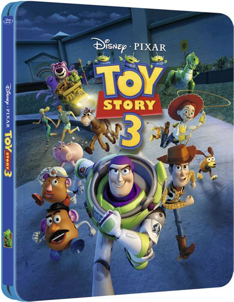 Story Isi 3 Limited story 3 zavvi exclusive limited edition steelbook the pixar collection 5