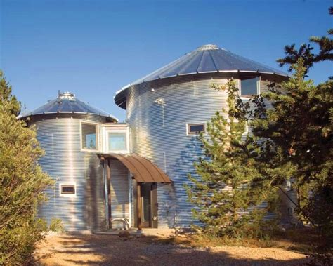 grain bin house home sweet home pinterest