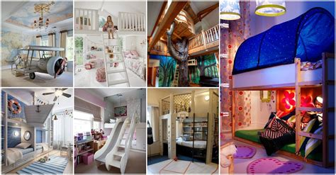 creative kids room ideas for dreamy interiors dream bedrooms gallery of image credit my paradissi with