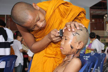 haircut before or after full moon hair cutting ceremony thai blogs