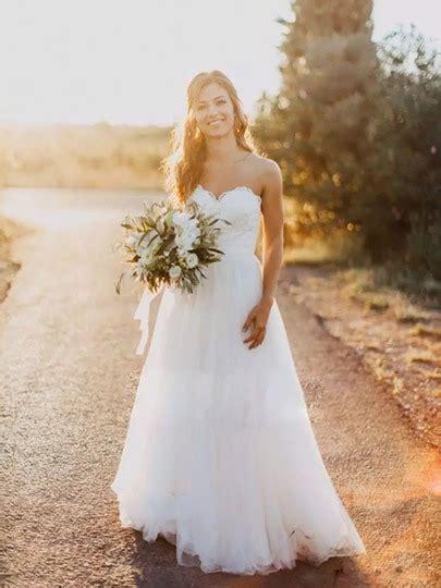 Hochzeitskleid Spitze by A Linie Hochzeitskleider Brautkleider Tidebuy