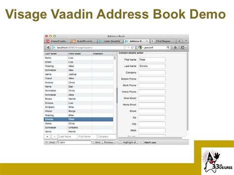 vaadin layout height cleaner apis cleaner uis with visage 33rd degrees
