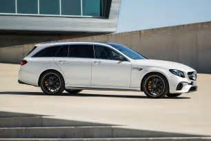 Mercedes E63 Price Mercedes Amg E63 4matic Estate Prices Revealed For 2017