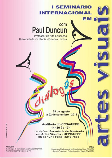 ADUFPB | Cultura visual é tema de debate no Seminário