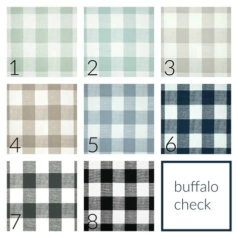 buffalo check curtain panels buffalo check drapery panels pair of two 63 84 90 96 108