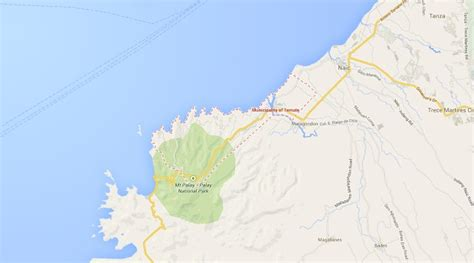 ternate resort cavite map toll in cavite boat mishap up to 4 inquirer news
