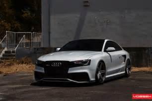Vossen Wheels Audi Audi A5 Vossen Need 4 Speed Motorsports