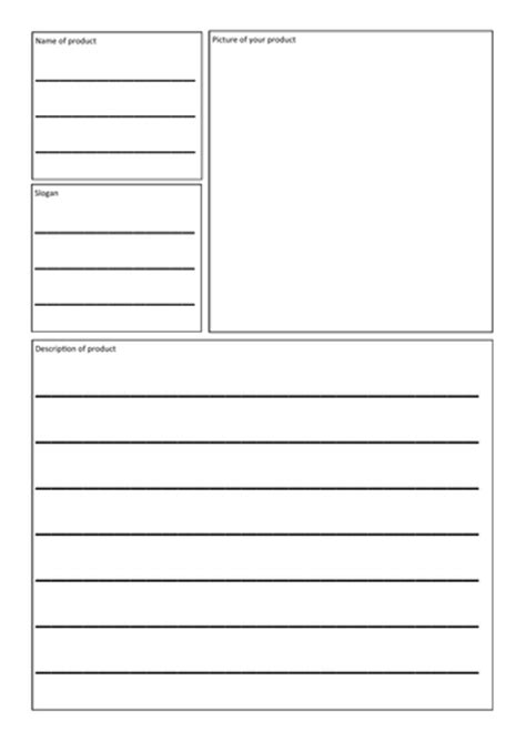 template ks1 advert template by rfernley teaching resources tes