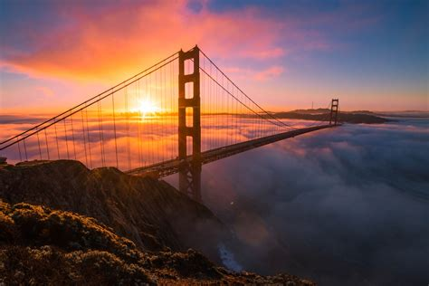 Golden Gate Bridge Photo 500px 187 187 20 sublime photos documenting a day in the