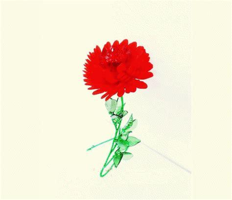 Anting Clay Flower kursus panggilan privat accessories surabaya