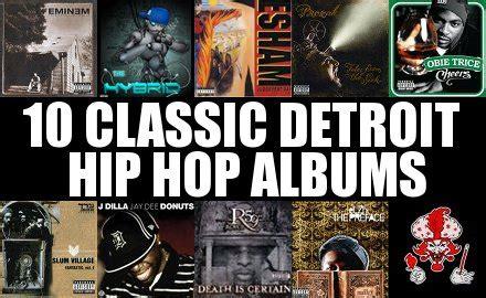 rap hip hop hip hop albums news and artists strange music inc motor city monsters 10 classic detroit