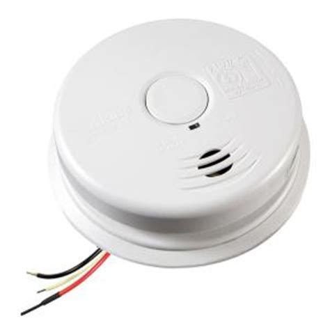 kidde worry free 120 volt hardwired inter connectable