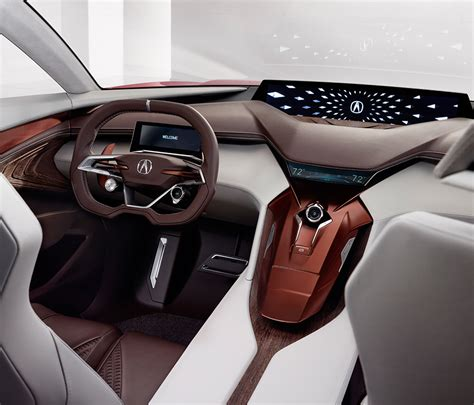 interior concept the exciting acura precision concept at the chicago auto show