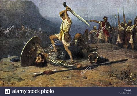 images of david and goliath david and goliath painting of david killing goliath from
