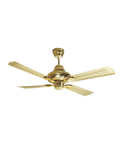 gold ceiling fan havells 1320 mm florence 2 tone special finish ceiling