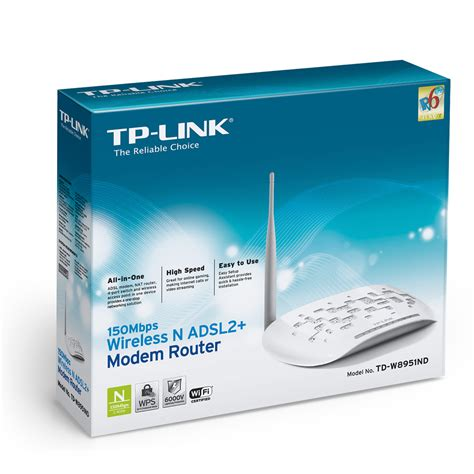 Modem Router Tp Link Td W8951nd router modem inalambrico tp link td w8951nd adsl2 150 mbps xtremetecpc