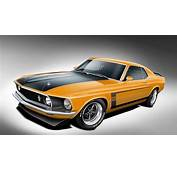 Now You Can Buy A New Ford 1969 Mustang Boss 429