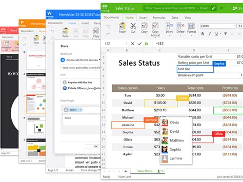 best free office suite for windows 7 polaris office pdf for windows all in one office suite