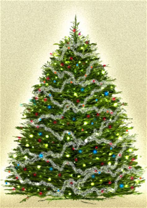 photoshop christmas tree