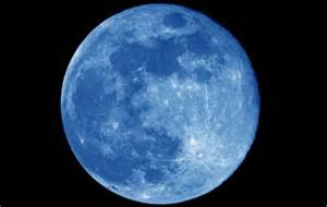 Moon Real Name Blue Moon To Grace Friday Sky July 31 2015 Zeibiz