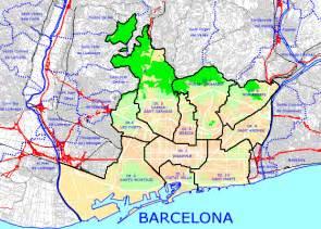 Barcelona Spain Map by Barcelona Tourism Barcelona Hotels Barcelona Tourism