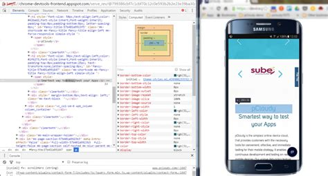 mobile responsive testing mobile responsive testing and debugging on real devices