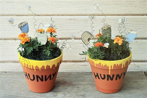 hunny pots and pooh sticks winnie the pooh baby shower