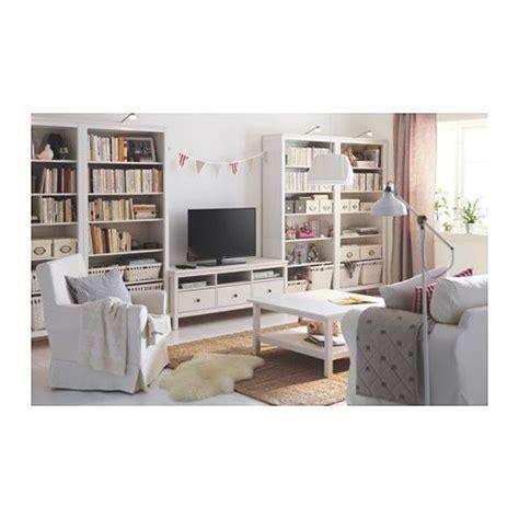 mueble hemnes ikea hemnes mueble tv tinte blanco pinterest hemnes