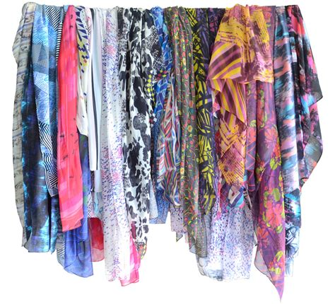 fashion scarves how to wear style