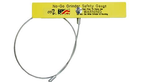bench grinder safety scale no go bench grinder safety gauge wire odiz