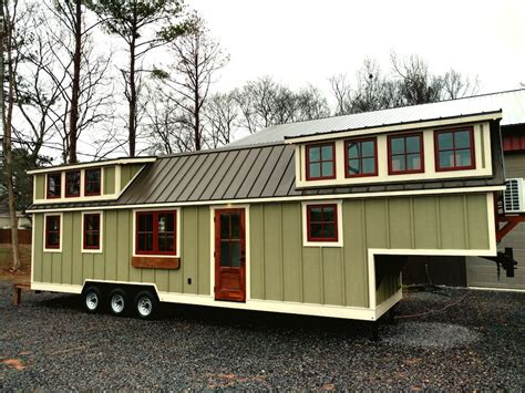 This Is The Smallest Tiny House I Would Live In Great Tiny House Gooseneck Trailer