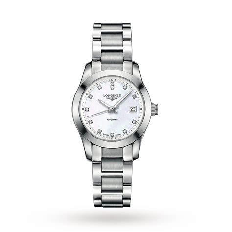 longines conquest classic luxury watches