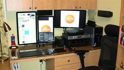 Computer Desk Setups 15 Envious Home Computer Setups Inspirationfeed