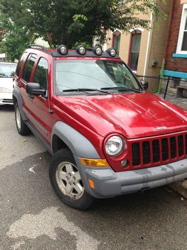 older jeep liberty jeep liberty diesel jeep liberty 2 8 l crd diesel jeep