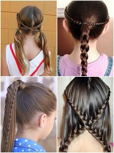Easy Braided Hairstyles For by Easy Braided Hairstyles For