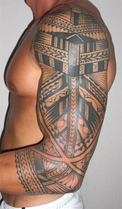 mens polynesian tattoo designs 100 sleeves and ideas to your mind