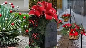 17 fabulous christmas garden decoration ideas for a
