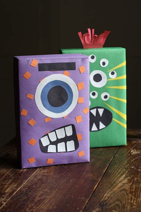 construction paper crafts for boys cereal box monsters crafts by amanda