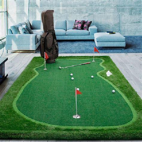 putting green rug aliexpress buy pgm golf putting green turf floor practice rubber artificial golf mat
