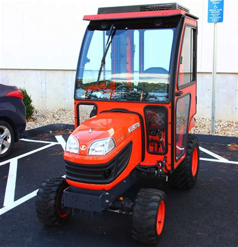air conditioned lawn mower price air conditioning for kubota bx tractors with cabs