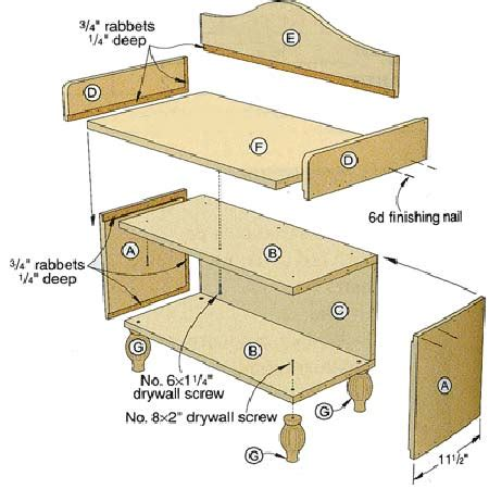 entrance bench plans entryway bench wood plans